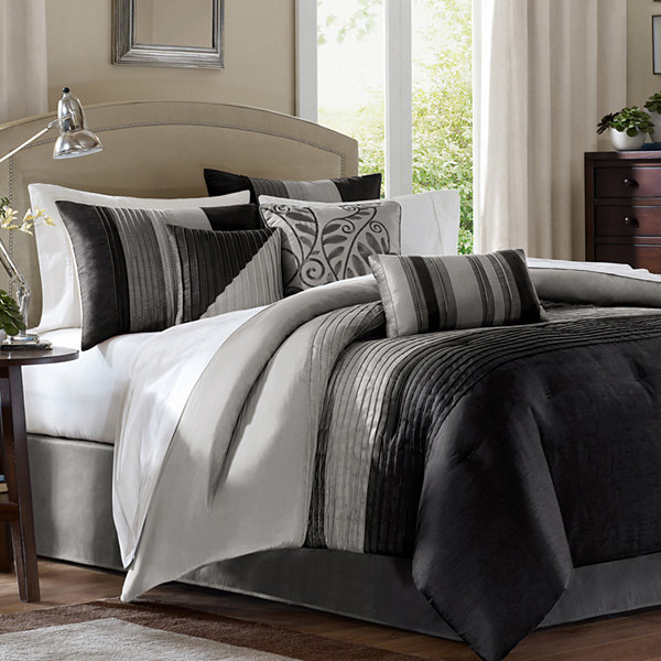 Madison Park Infinity 7-pc. Comforter Set