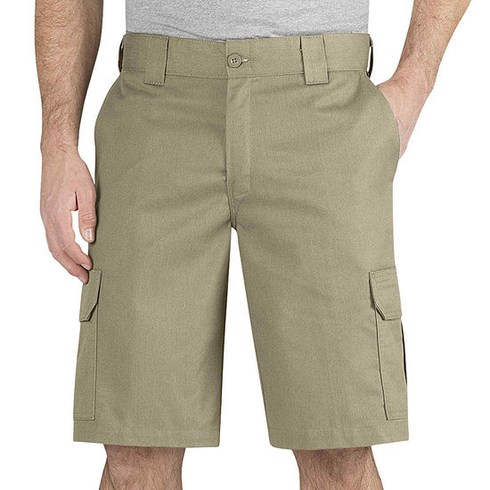 "Dickies® FLEX 11"" Regular Fit Cargo Shorts"