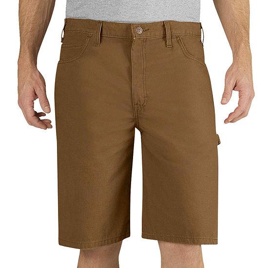 "Dickies® 11"" Relaxed Fit Lightweight Duck Carpenter Shorts"