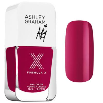 Formula X #ColorCurators: Ashley Graham Edition - Nail Polish