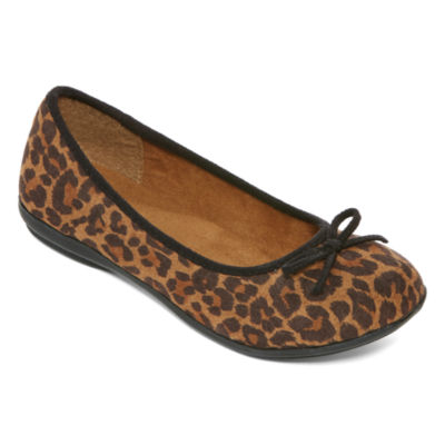 Arizona Jailene Girls Slip-On Flats - Little Kids