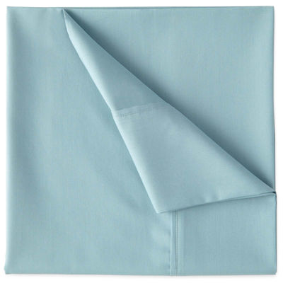 JCPenney Home 300tc Cotton Blend Easy Care Wrinkle Resistant Set of 2 Pillowcases