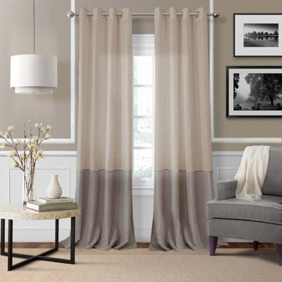 Melody Sheer Grommet-Top Curtain Panel