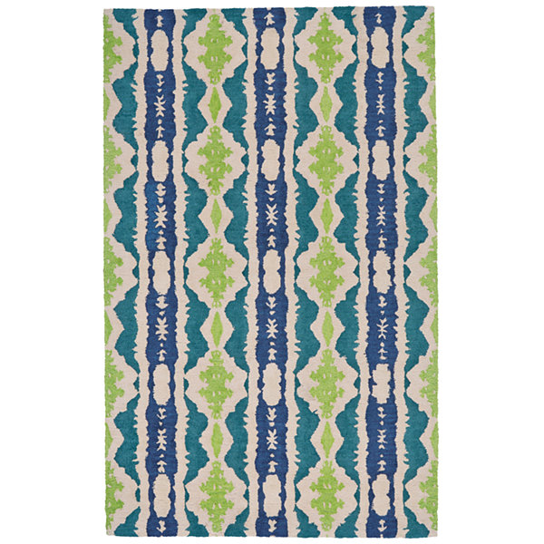 Feizy Rugs® Coastal Indoor/Outdoor Rectangular Rug