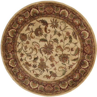 Feizy Rugs® Basseri Wool Round Rug