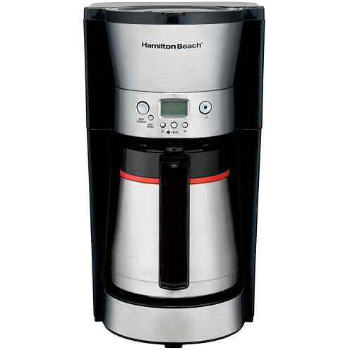 Hamilton Beach® Programmable Thermal Coffee Maker