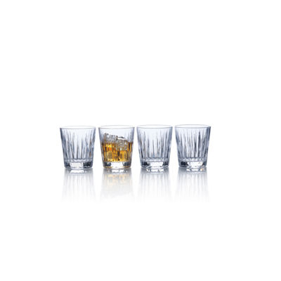Mikasa® Revel Set of 4 Double Old Fashioned Glasses