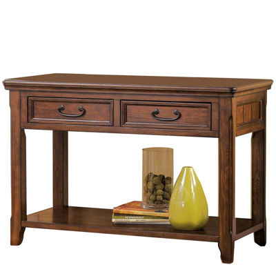 Signature Design by Ashley Woodboro Sofa Table JCPenney