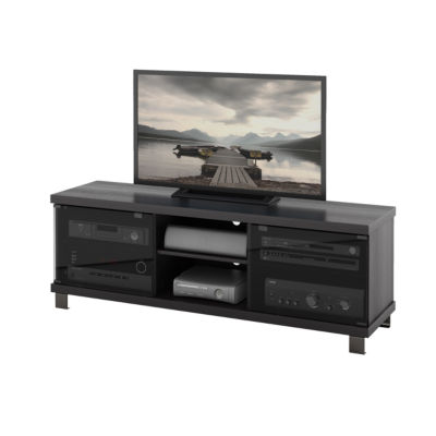"Holland 59"" Wood TV Bench"