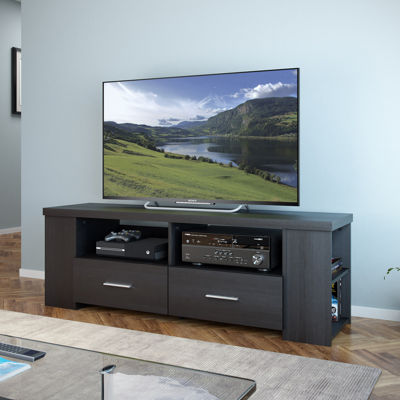 "Bromley 60"" Wood TV Bench"