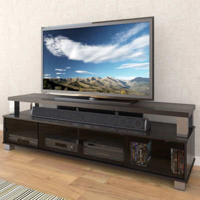 "Bromley 75"" Wood TV Bench"