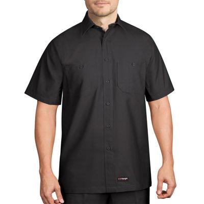 Men's Wrangler�� Short-Sleeve Work Shirt