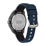 Citizen Marvel Avengers Mens Blue Strap Watch-Aw2037-04w