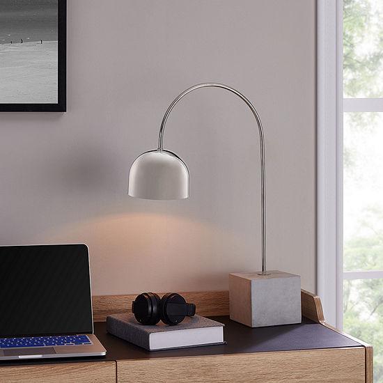 Southern Enterprises Wernes Wall Sconce Desk Lamp