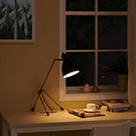Southern Enterprises Huther Table Lamp Desk Lamp