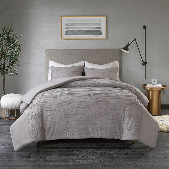 Madison Park Coreen 3-pc. Comforter Set