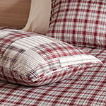 Madison Park Pine 3-pc. Solid Reversible Coverlet Set