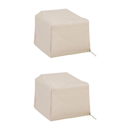 Crosley 2-Piece Furniture Patio Set Cover