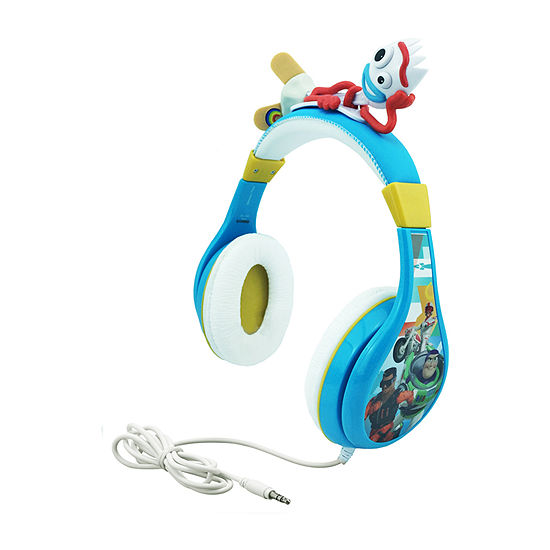 Toy Story 4 Forky Kid-Friendly Headphones