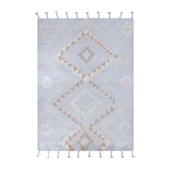 Couristan Amazon Hand Knotted Rectangular Indoor Rugs
