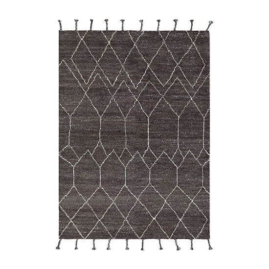 Couristan Machu Pichu Hand Knotted Rectangular Indoor Rugs