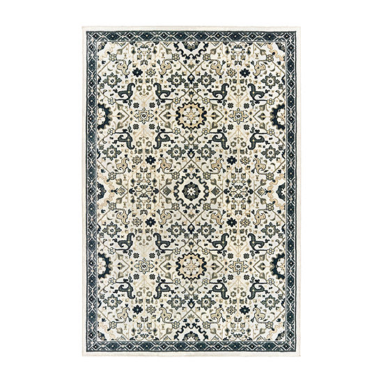 Covington Home Bodie Oriental Rectangular Indoor Rugs