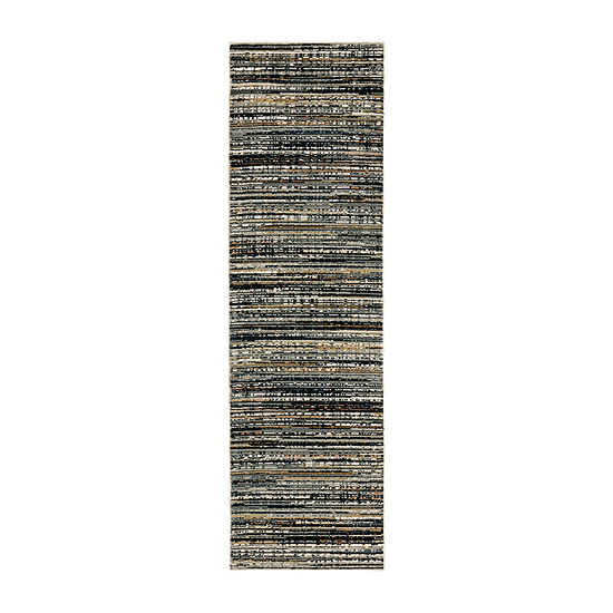 Covington Home Bodie Stripe Rectangular Indoor Rugs
