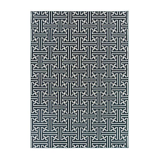 Covington Home Bodie Geometric Rectangular Indoor Rugs