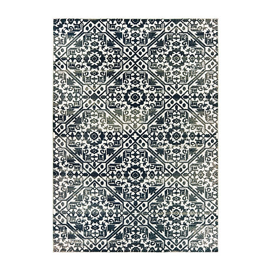 Covington Home Bodie Tribal Rectangular Indoor Rugs