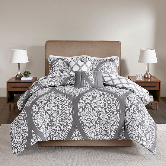 510 Design Rozelle 5-pc. Reversible Comforter Set