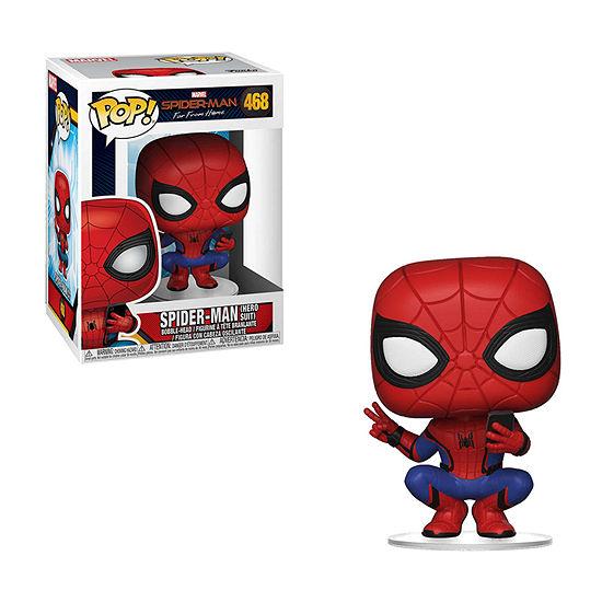 Funko Pop! Marvel: Spider-Man Ffh - Spider-Man (Hero Suit)