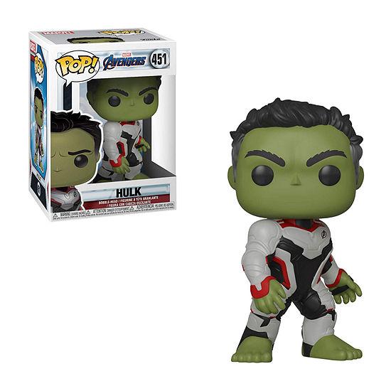 Funko Pop! Hulk Action Figure