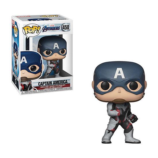 Funko Pop Captain America Action Figure