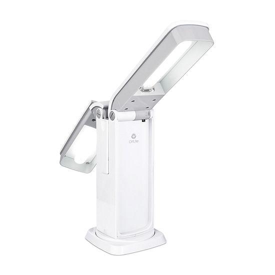 Ottlite 26w Dual Sided Task 2 X 13w Desk Lamp