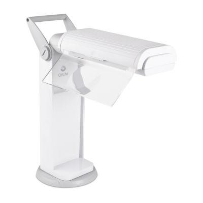 Ottlite 13w Classic Mag Task White Desk Lamp