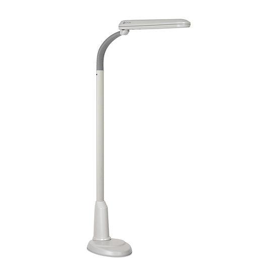Ottlite 24w Classic Floor Shipper Plastic Floor Lamp