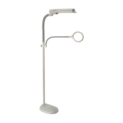 Ottlite 18w Easyview Craft W/Mag For Plastic Floor Lamp