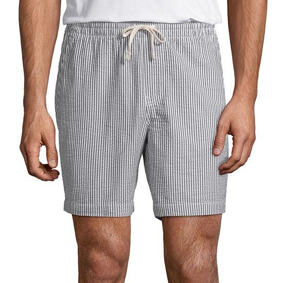 St. John's Bay Mens Stretch Pull-On Short