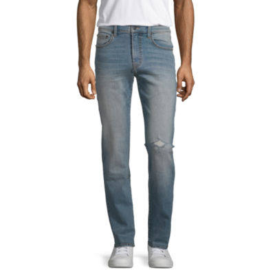 Arizona Advance Flex 360 Mens Straight Fit Straight Leg Jean