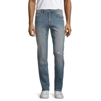 Arizona Advance Flex 360 Mens Straight Fit Straight Leg Jean