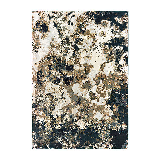Covington Home Bodie Abyss Rectangular Indoor Rugs