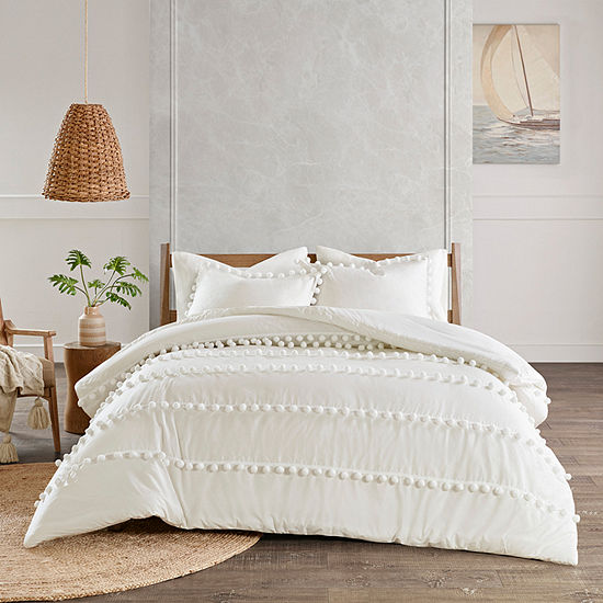 Madison Park Tracie 3-pc. Comforter Set