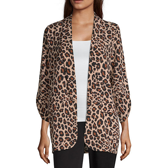 Worthington Womens Regular Fit Blazer