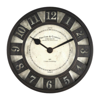 Firstime Barstow Wall Clock-00265