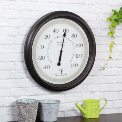 Firstime Barden Outdoor Wall Clock-31076