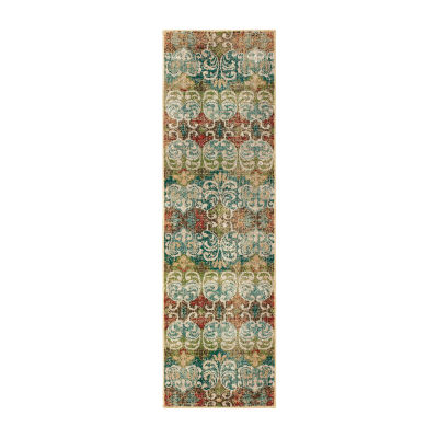 Covington Home Daxton Graphic Rectangular Indoor Rugs