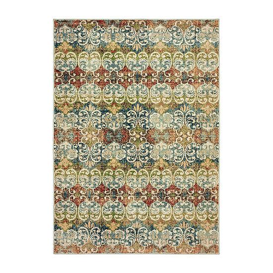 Covington Home Daxton Graphic Rectangular Indoor Rugs