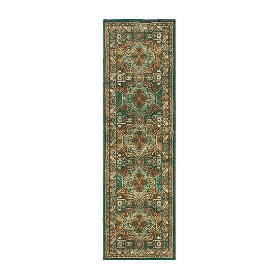 Covington Home Daxton Tribal Rectangular Indoor Rugs