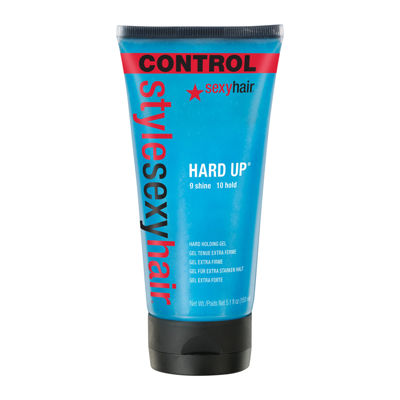 Style Sexy Hair® Hard Up Hard Holding Gel - 5.1 oz.