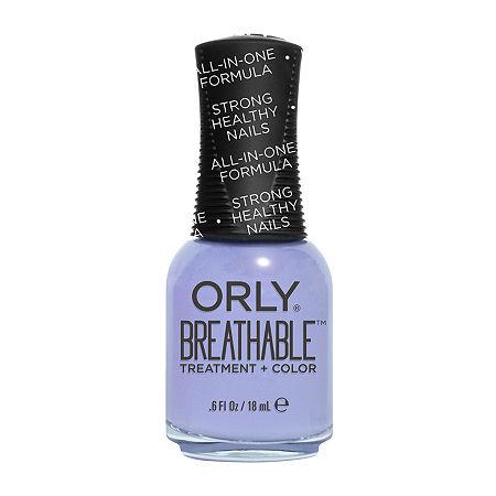 ORLY Just Breathe Nail Polish - .6 oz., One Size , Purple